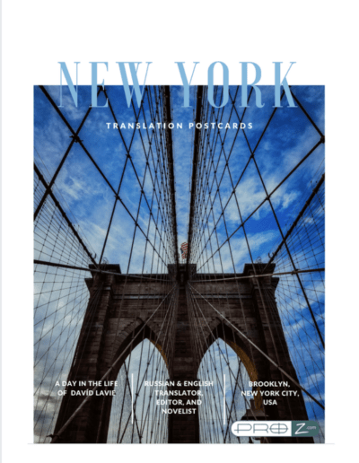 David Lavie - New York in the USA