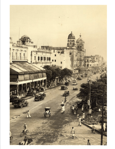 Image of Old Calcutta