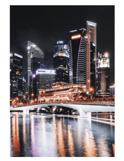 Image of the city of Singapore
